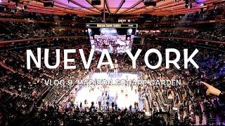 Vlog 9. Nuestra experiencia en un partido de la NBA en Nueva York