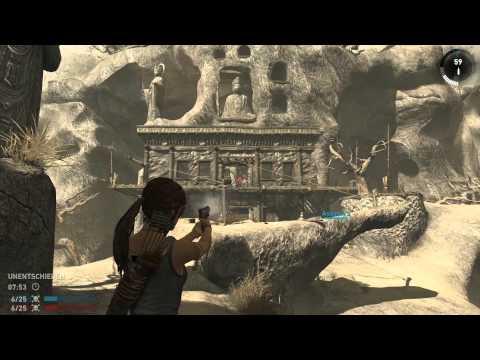 Lets Play Tomb Raider 2013 Multiplayer Part 1 Deutsch 1080p 60 FPS