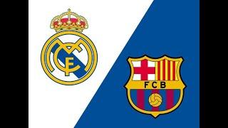 Real Madrid - FC Barcelona   FIFA 18  