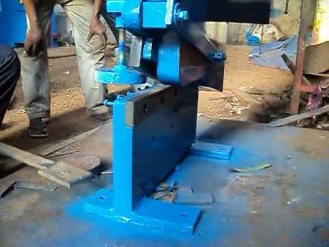 how to make treads machine shop