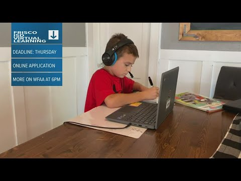 Frisco ISD announces virtual learning option for fall