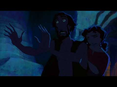 The Prince of Egypt - Miriam Sings The Lullaby (Danish | HD)
