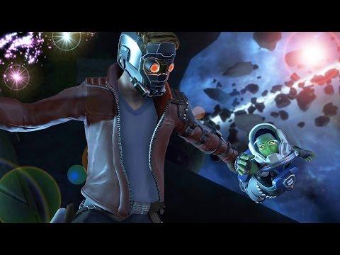 STAR-LORD, À VOTRE SERVICE ! | Les Gardiens de la Galaxie - Épisode 1