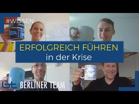Führungs-Guide: 18 Tipps für Führung in der Krise | berliner team