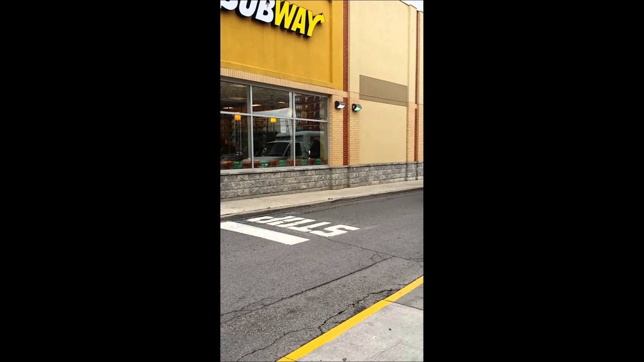 REXDALE AND ISLINGTON NICE ONE NAILS ACCIDENT - YouTube