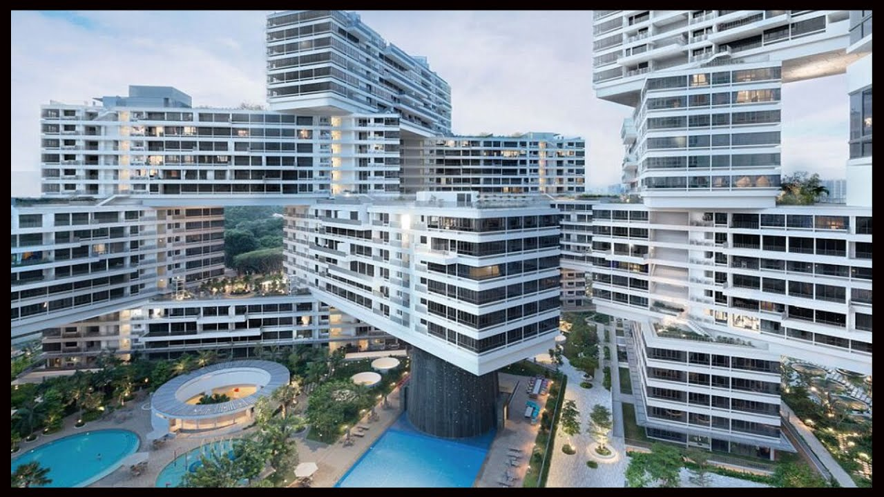 The Interlace, Singapore: World Building Of The Year. And It\'s ...