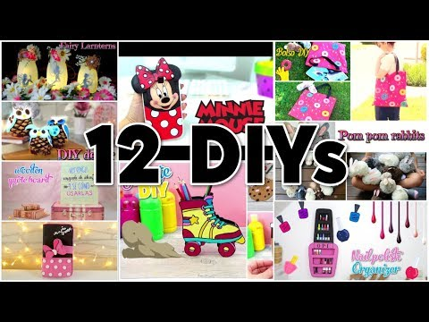 12 BEST DIYs COMPILATION! Room Decor - Emojis - Back to School & Phone Cases Homemade #2