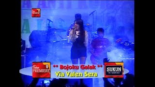 Bojoku galak ~ Via Vallen feat OM Sera di Stadion Wr Supratman Purworejo tahun 2017