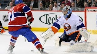 Montreal Canadiens vs New York Islanders 14/12/13 Highlight HD