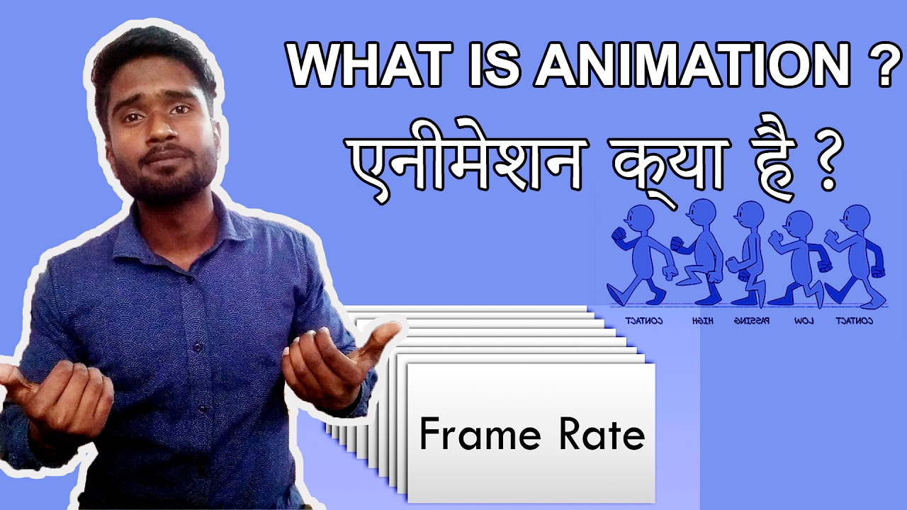 What is Animation animation kya hai? hindi