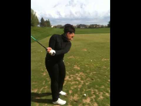 Private lesson at Broken Arrow Golf Course