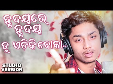 Hrudaya Re Hrudaya Tu Ediki Boka - Odia New Sad Song - Studio Version - Baibhav