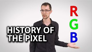 History of the Pixel as Fast As Possible