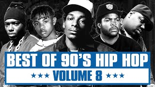 90's Hip Hop Mix #08 | Best of Old School Rap Songs | Throwback Rap Classics | Westcoast | Eastcoast