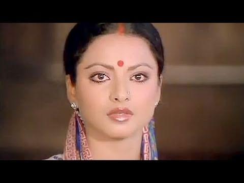 Vinod Mehra's love for Rekha - Ghar Scene