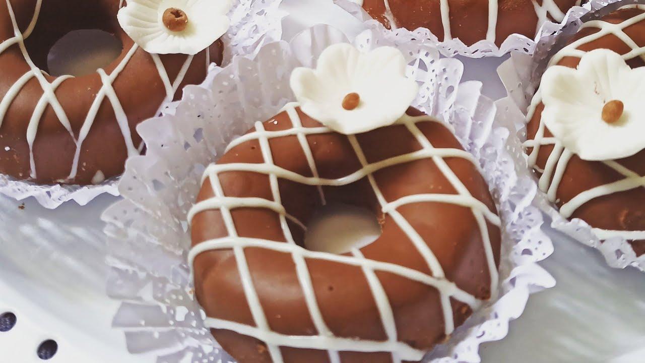 حلوى بديكور جديد لاصحاب النجاح 💐حلويات جديدة 2021 🇩🇿وصفات حلويات سهلة /gateau au chocolat