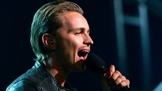 impossible audun rensel shontelle the voice norge norway 2013 hd