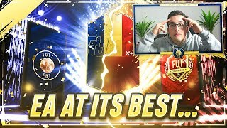 FIFA 19: WEEKEND LEAGUE REWARDS + TOTY LIGHTNING ROUND | EA at its best...