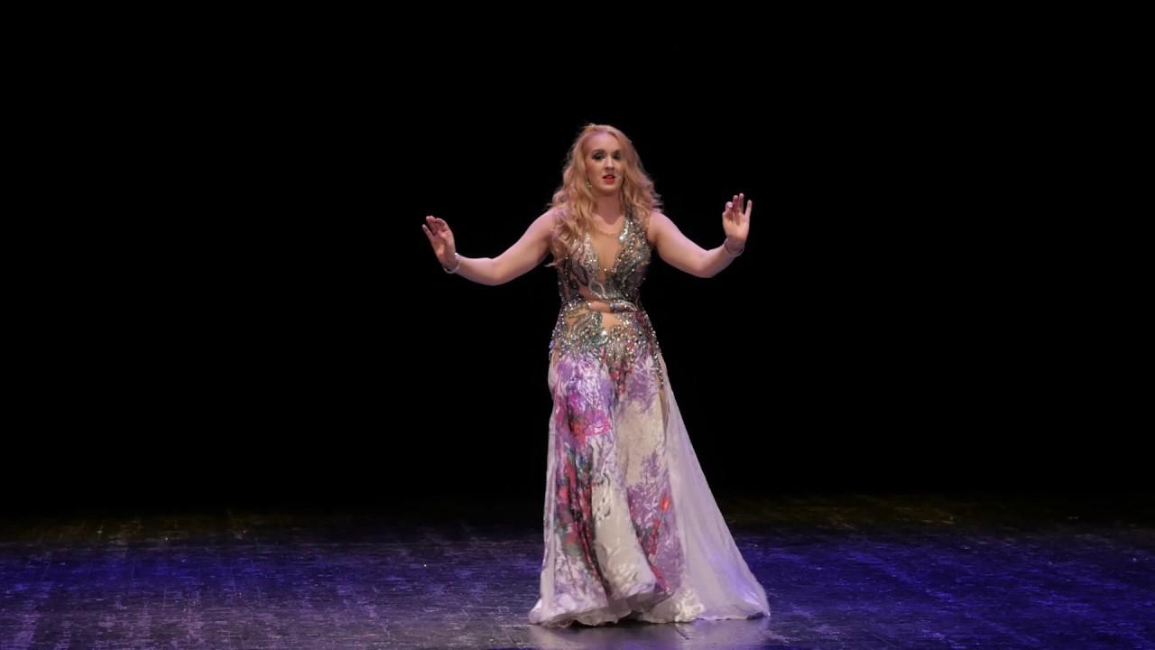 Kalila performance at XII IODF Gala Show Tallinn 2018