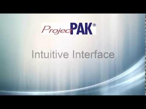 ProjectPAK Navigation