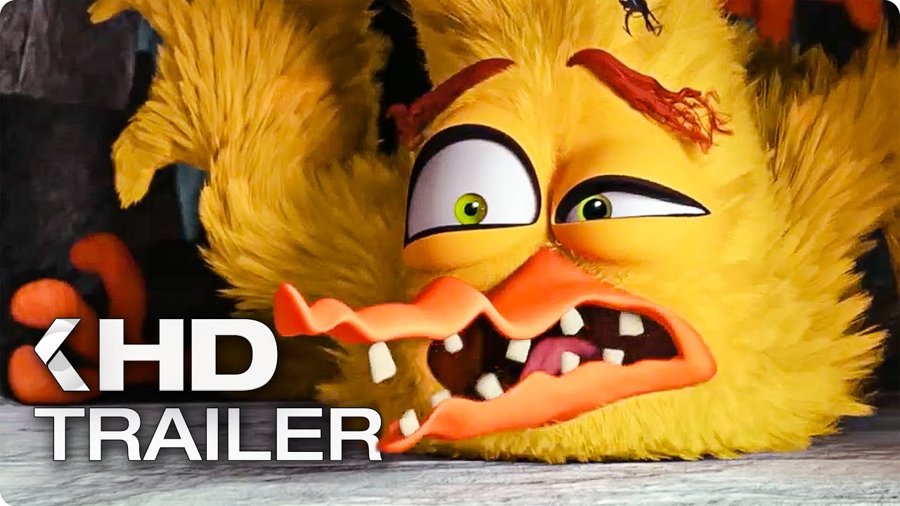 Download Angry Birds Movie ALL Trailer & Clips (2016)