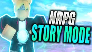 NEW STORY MODE INFO | NINJANITE GAME MODE AND MORE | NRPG BEYOND IN ROBLOX | iBeMaine