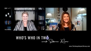 Who's Who in Two w/Stacie Rene from The Positive Shift