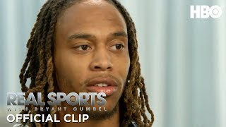 Kolby Listenbee and His College Injuries | Real Sports w/ Bryant Gumbel | HBO