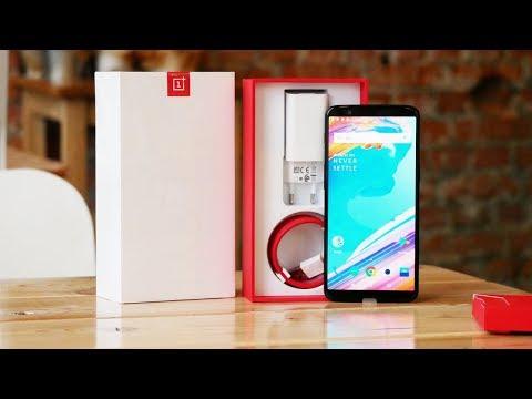 Быстрый обзор   OnePlus 5T
