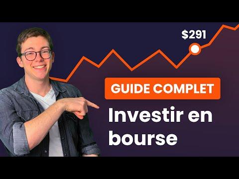 Investir en Bourse : Le guide complet en 2021