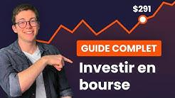 Investir en Bourse : Le guide complet en 2020