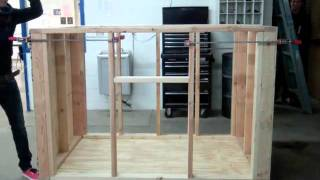 How To Build A Dog House For Mr. Pickering