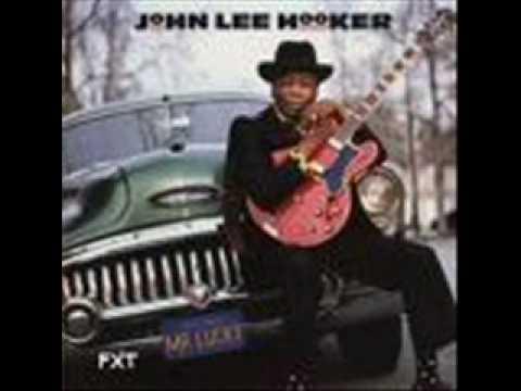 John Lee Hooker & Robert Cray/Mr