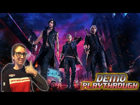 Devil May Cry 5 | Demo Gameplay | Xbox One - Exclusive thumbnail
