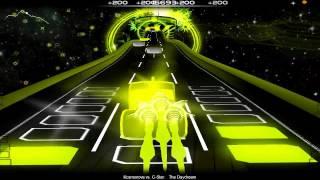 Audiosurf: Kosmonova vs. C-Star - The Daydream (Sascha Van Holt Radio Mix)