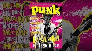 Punk in England: die britische Rock
