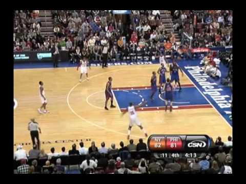 Marreese Speights 2009-10 Highlights