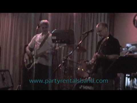The Party Rentals Band - Crazy Little Thing Called Love - June 27, 2009