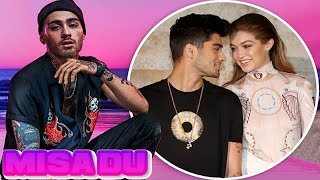 Zayn Malik 'doesn't put a label' on his relationship with Gigi Hadid