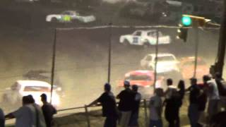 Boothill speedway king of the hill factory stock heat race 3 round 1