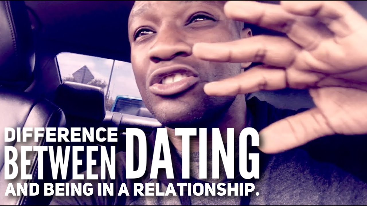What The Inconsistency Between Dating Exclusively And Being In A Relationship