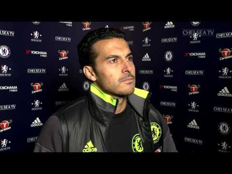 Pedro: The team was fantastic
