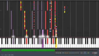 Synthesia-Safri duo Played a Live (The Bongo Song)
