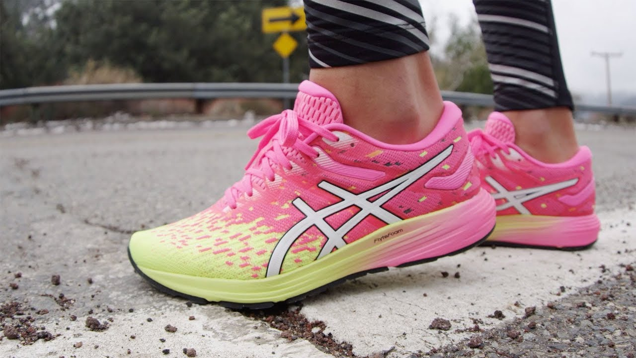 ASICS | DYNAFLYTE™ 4 Product Video - YouTube
