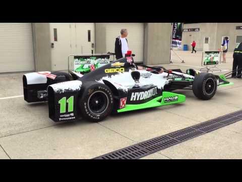 Indianapolis Motor Speedway. May 3, 2015. Bourdais.