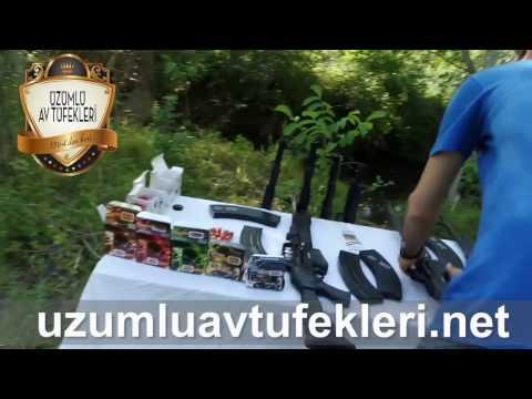 şarjörlü av tüfeği RM 42 modeli