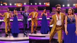 ShehnaazGill New InstaReel On Bollywood Song TumsaKoiPyaara With Dharmesh & TusharKalia Shorts