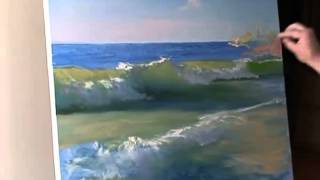 Игорь Сахаров. Видеоурок: Море, прозрачная волна
