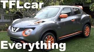 2015 Nissan Juke: Almost Everything You Ever Wanted to Know in TFL4K