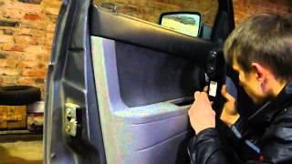 Снятие обшивки двери лада ПРИОРА(, 2015-04-30T12:17:23.000Z)
